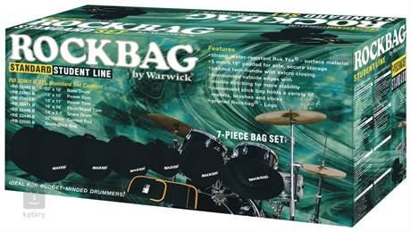 ROCKBAG RB 22901 B Student Line Sada obalů na bicí soupravu