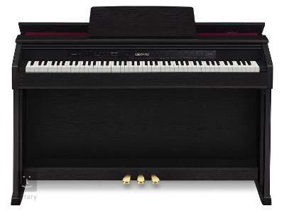 CASIO AP-450 BK Celviano, digitální piano, černá