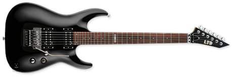 ESP LTD MH-50FR BK Elektrická kytara