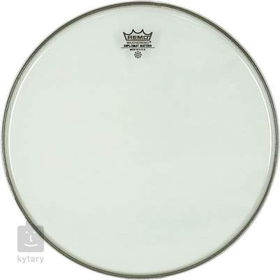 "REMO 15"" Diplomat Clear Blána na tomy"