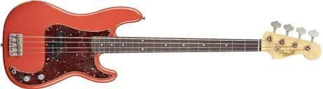 FENDER Pino Paladino Signature Precision Bass Elektrická baskytara