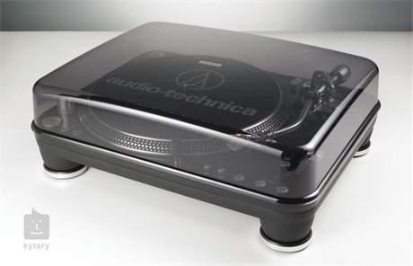 AUDIO-TECHNICA AT-LP1240USB DJ Gramofon s přímým náhonem