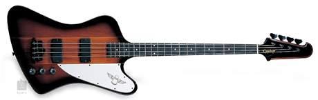 EPIPHONE Thunderbird Classic IV VS Elektrická baskytara