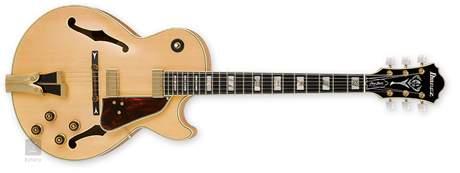 IBANEZ GB 10 NT Semiakustická kytara