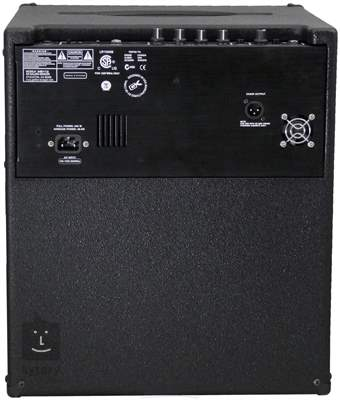 GALLIEN-KRUEGER MB 112-II Baskytarové tranzistorové kombo