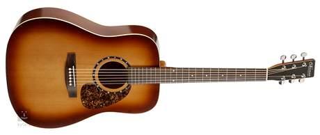 NORMAN Protege B18 Cedar Tobacco Burst Akustická kytara