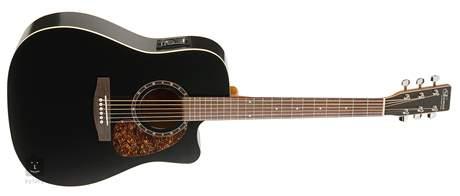 NORMAN Protege B18 CW Cedar Black Presys Elektroakustická kytara