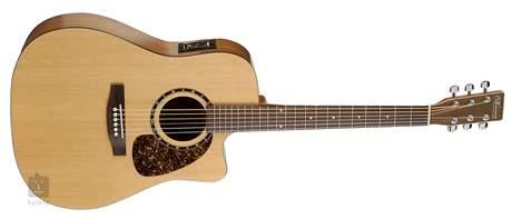 NORMAN Studio ST40 CW GT Presys Elektroakustická kytara