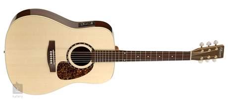 NORMAN Studio ST68 Presys Elektroakustická kytara