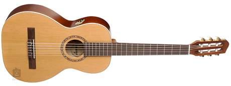 ART & LUTHERIE Ami Nylon Cedar QI Klasická elektroakustická kytara