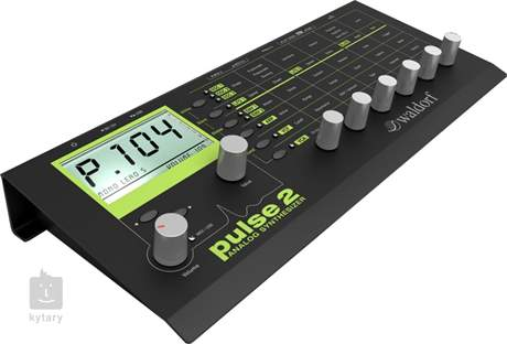 WALDORF Pulse 2 Virtuální analogový syntezátor