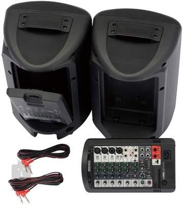 YAMAHA STAGEPAS 400i Ozvučovací systém