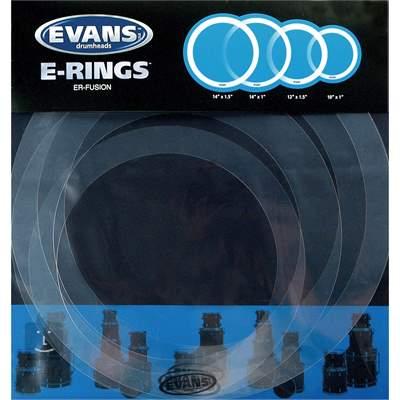 EVANS E-RING Fusion set Tlumící kroužky na blány
