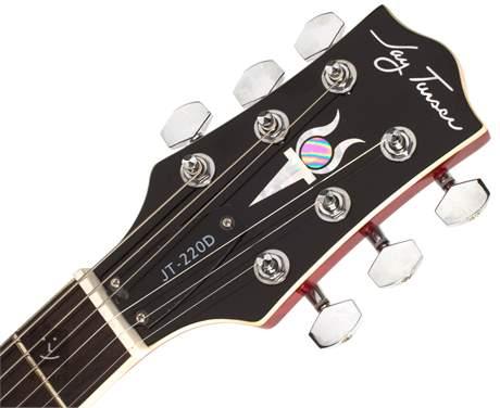JAY TURSER JT-220D-CS Elektrická kytara