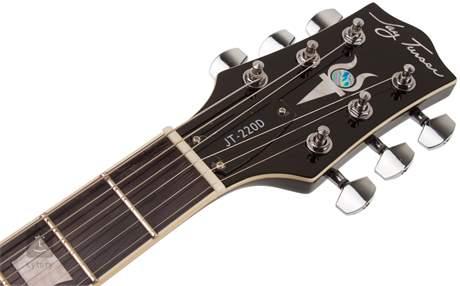 JAY TURSER JT-220D-TS Elektrická kytara