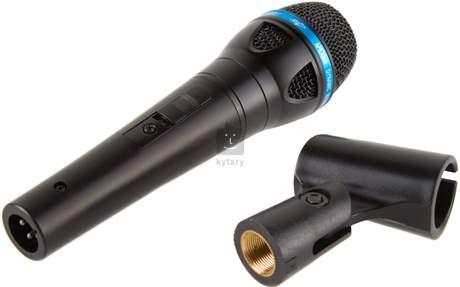 APEX 940 Dynamický mikrofon s vypínačem