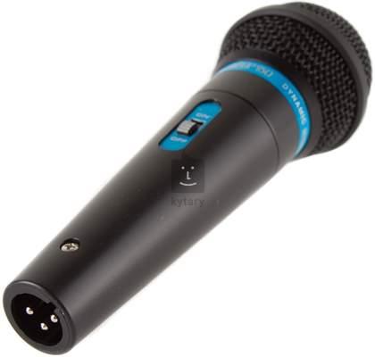 APEX 950 Dynamický mikrofon s vypínačem