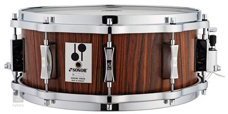 "SONOR 14"" x 5,75"" Phonic Beech Snare Rosewood Snare bubínek"