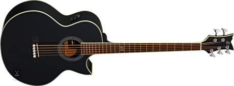 ORTEGA D1-5-BK Elektroakustická baskytara