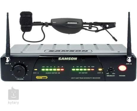 SAMSON Airline 77 Wind Instrument System E4 Nástrojový bezdrátový set