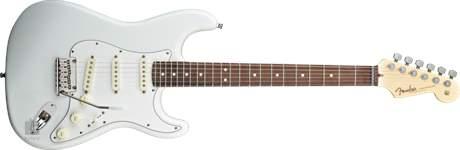 FENDER Jeff Beck Signature Stratocaster RW OW Elektrická kytara