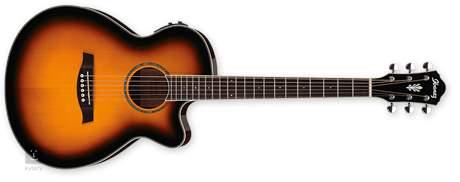 IBANEZ AEG 10II VS Elektroakustická kytara