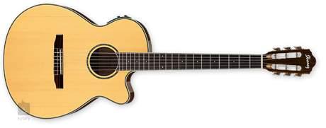 IBANEZ AEG 10NII NT Klasická elektroakustická kytara