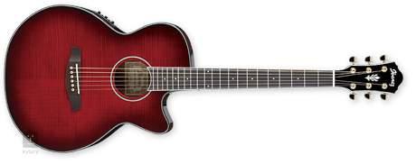 IBANEZ AEG 24II THS Elektroakustická kytara