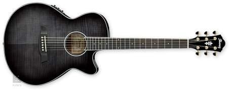 IBANEZ AEG 24II TGB Elektroakustická kytara