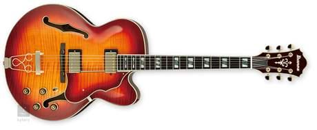 IBANEZ AF 155 AWB Semiakustická kytara