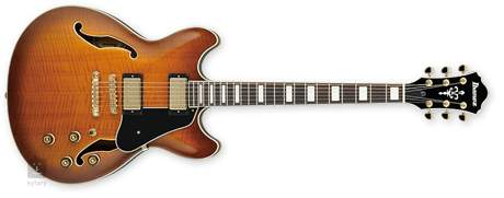 IBANEZ AS 93 VLS Semiakustická kytara