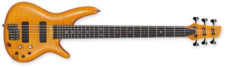 IBANEZ GVB 36 AM Elektrická baskytara