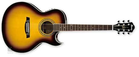 IBANEZ JSA 5 VB Elektroakustická kytara