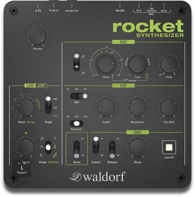 WALDORF Rocket Syntezátor