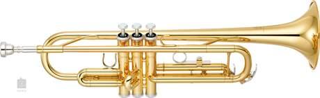 YAMAHA YTR-3335 Trumpeta