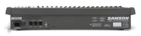 SAMSON L2000 Analogový mixážní pult
