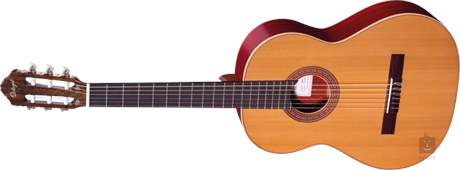 ORTEGA R200L Levoruká klasická kytara