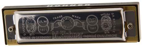 HOHNER Big River Harp C Foukací harmonika
