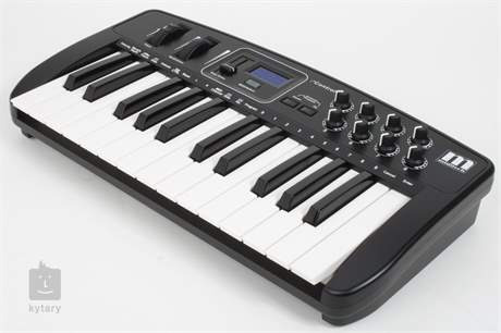 MIDITECH i2 Control-25 BK (použité) USB/MIDI keyboard
