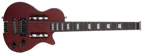 TRAVELER GUITAR EG-1 Standard RD Cestovní kytara