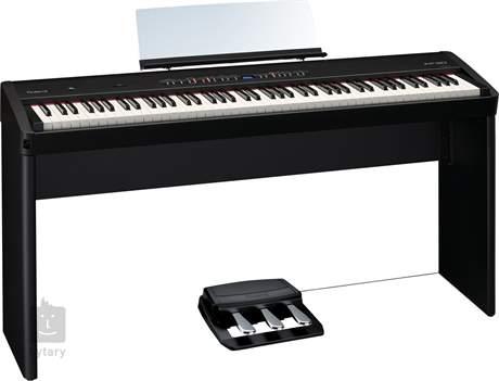 ROLAND FP-50 BK Přenosné digitální stage piano