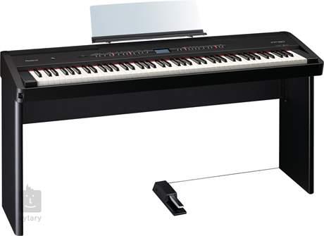 ROLAND FP-80 BK Přenosné digitální stage piano
