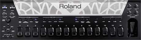 ROLAND FR 8XB BK Digitální akordeon, V-Accordion