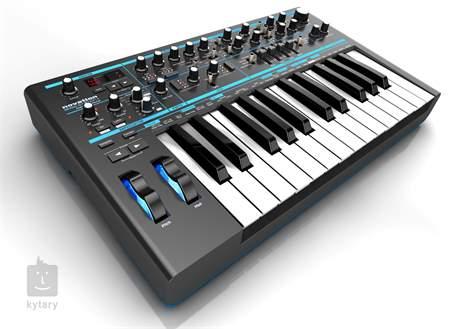NOVATION Bass Station II  Analogový syntezátor