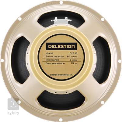 CELESTION G12M-65 Creamback 8Ohm Reproduktor