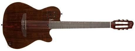 GODIN Multiac ACS-SA Nylon Rosewood HG Elektroakustická midi kytara