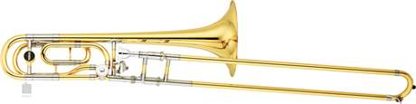 YAMAHA YSL-882 Trombon