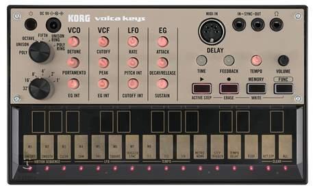 KORG Volca Keys Analogový loop syntezátor