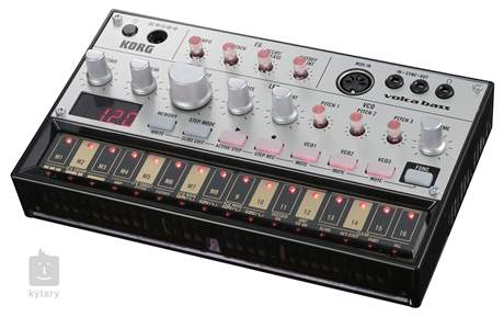 KORG Volca Bass Analogový bass box