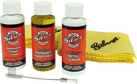 GIBSON Vintage reissue Guitar Restoration kit Kytarová kosmetika